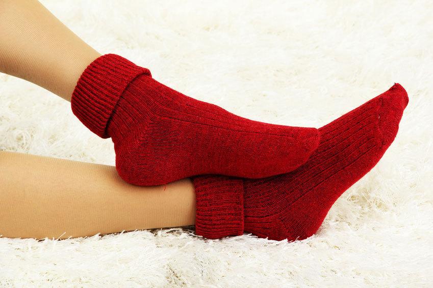 froideur des pieds