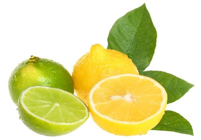 antipelliculaire naturel citron