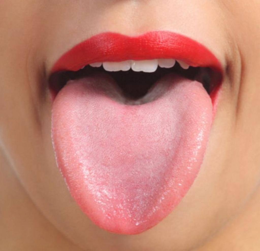 douleur sur la langue
