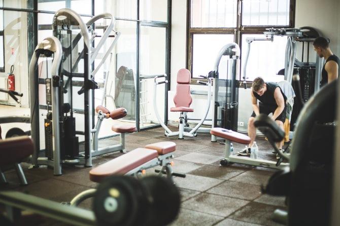 5 - salle de gymn