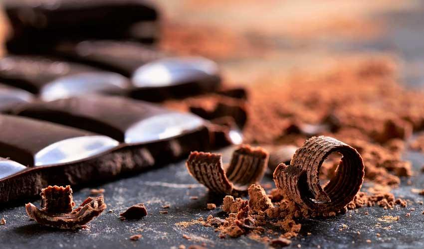 7 raisons de craquer pour du chocolat noir pendant la - Risque fausse couche premier trimestre ...