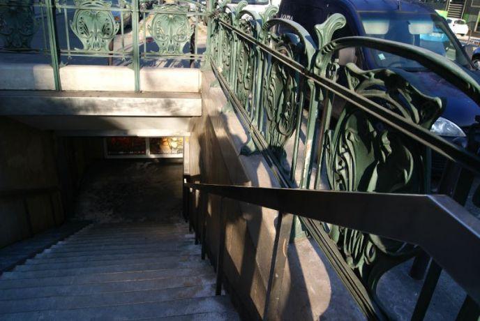 6 - rampe metro