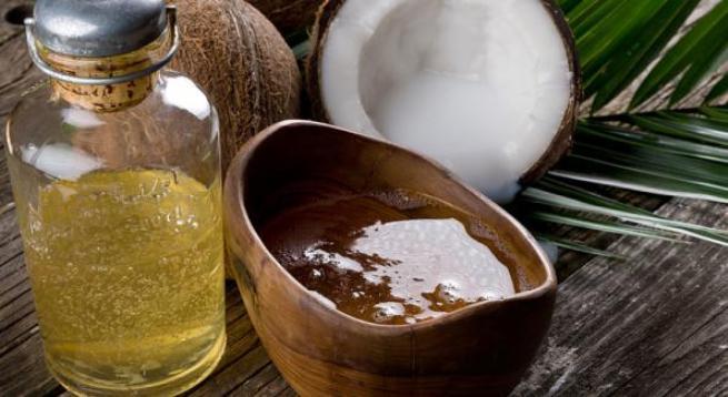 18 - huile de coco