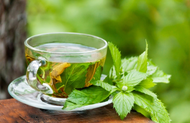 7 - thé vert